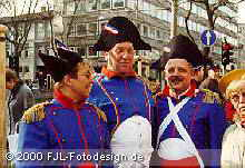 Kölner Rosenmontagszug 2000