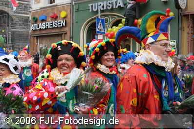 Kölner Rosenmontagszug 2006
