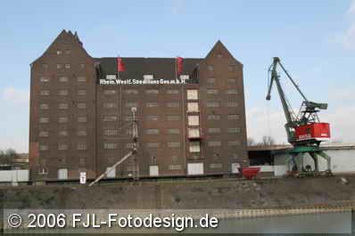 Winterimpressionen aus Duisburg