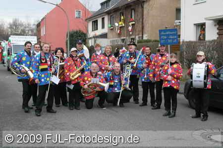 Veedelszoch in Köln-Merheim 2009
