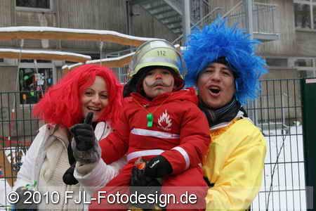 Kölner Rosenmontagszug 2010