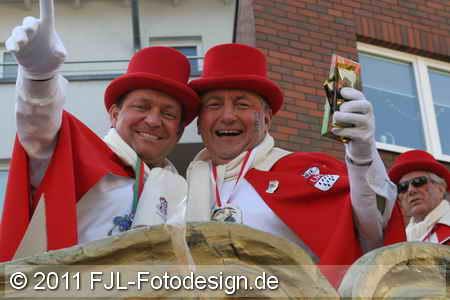 Dellbrücker Dienstagszug 2011