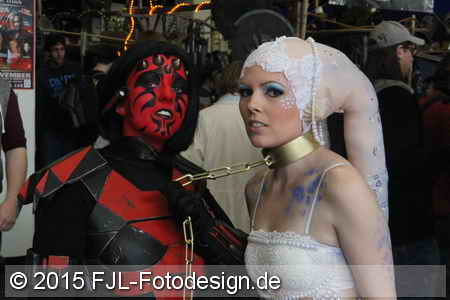 Role Play Convention 2015 - Samstag