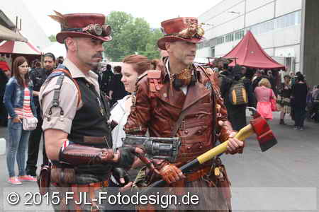 Role Play Convention 2015 - Sonntag