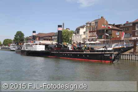 Duisburger Hafenrundfahrt