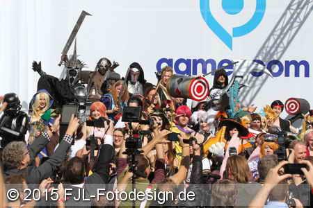gamescom 2015 (Mittwoch)