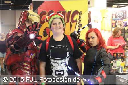 gamescom 2015 (Freitag)