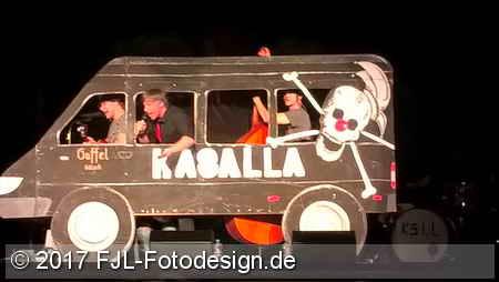 Kasalla 2017 in der Volksbühne