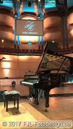 Joja Wendt in der Kölner Philharmonie