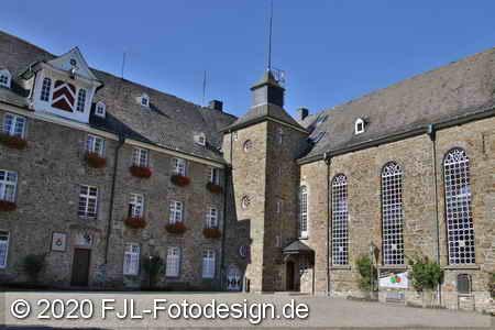 Schloss Burg und Hückeswagen 2020