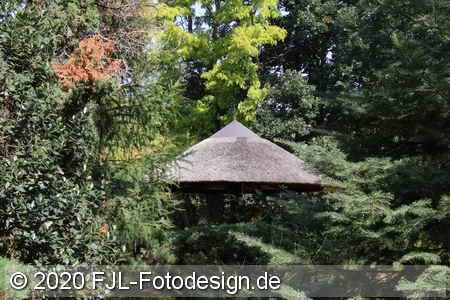 Forstbotanischer Garten in Köln-Rodenkirchen 2020